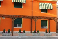 pergolati in legno: vendita, installazione