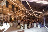 Tensostrutture trasparenti alluminio Modena