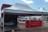 Gazebo Racing, gazebo eventi sportivi