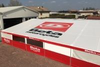 Tenda-Motocross