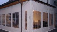 Teli per chiusure laterali gazebo e verande