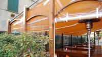 Teli in pvc per verande