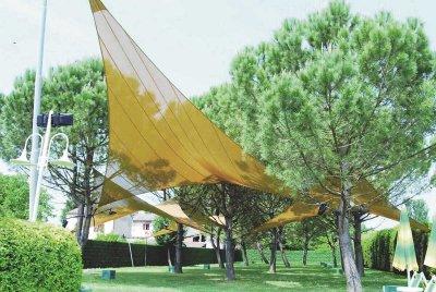 Vela triangolare