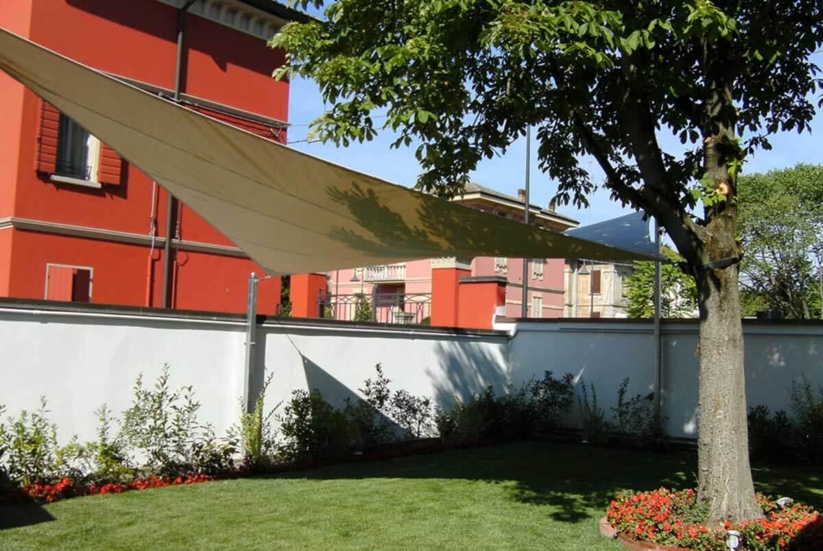 Vela Triangolare Da Giardino vele da giardino ombreggianti - tende a vela in vendita | t